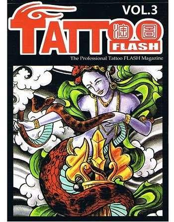 Tattoo Flash Vol 3