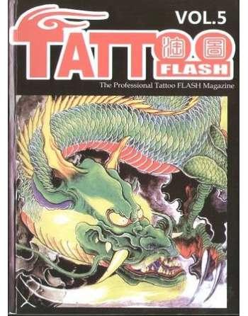Tattoo Flash Vol 5