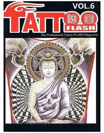 Tattoo Flash Vol 6