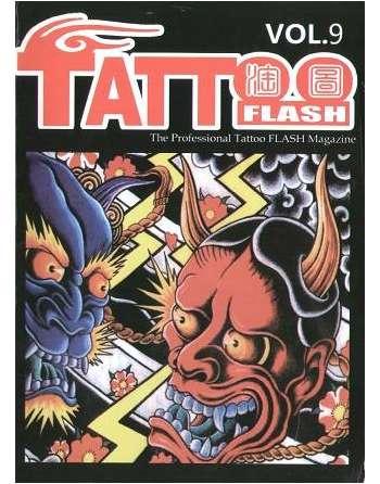 Tattoo Flash Vol 9