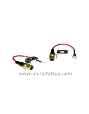 Clip Cord RCA Adapter
