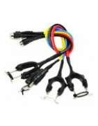 Adaptadores RCA - Clip Cord